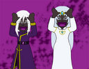 Ariel_and_Faen_Caramel_Dansen_by_vick330.gif